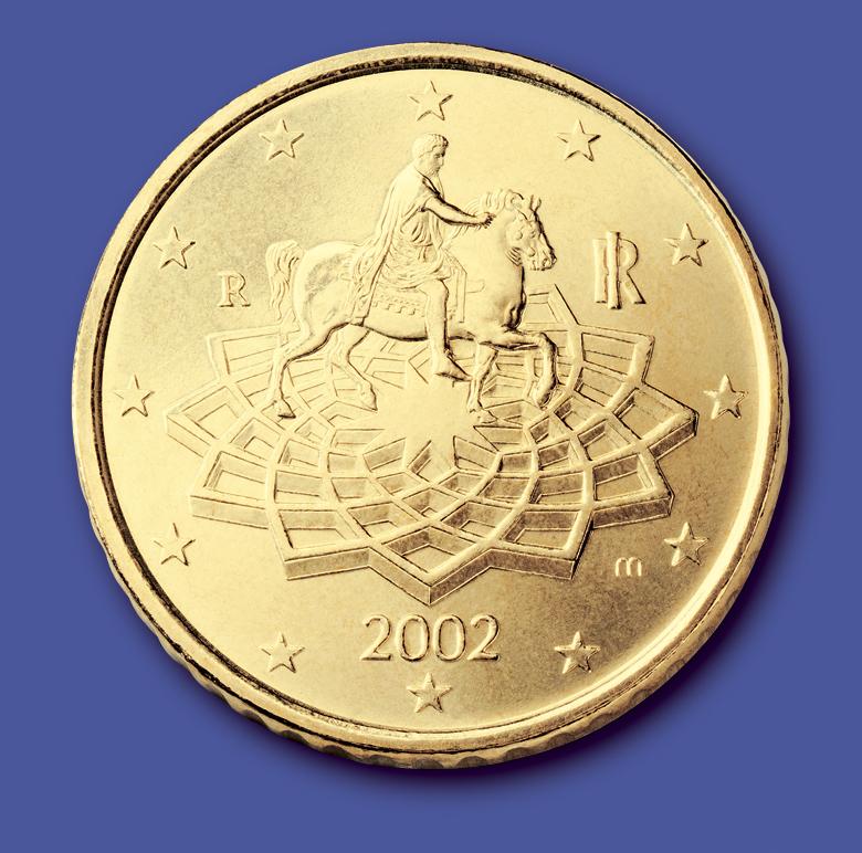 guida alle euromonete facce